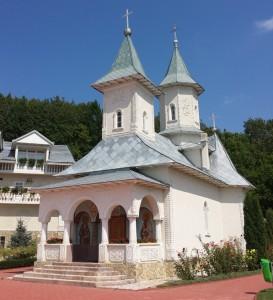 Manastirea Tisa Silvestri - Biserica mica
