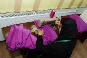 Manastirea Tisa Silvestri - Atelier croitorie 2