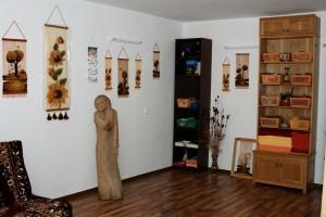 Manastirea Tisa Silvestri - Atelier tapiserie 2